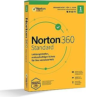 Norton 360 Standard 10GB 1User 1Device 12MO GENERIC|标准|1设备|1年|PC|下载|下载|下载|下载