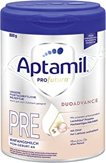 APTAMIL PROFUTURA ADVANCE DUO PRE,婴儿奶粉从出生开始(1x 800 克)