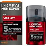 L'Oréal 欧莱雅 男士专家 Vita Lift 5 锐能紧致保湿霜, 50 ml