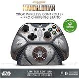Controller Gear Star Wars:曼陀罗里亚婴儿尤达,Xbox 无线控制器 + Pro 充电支架套装…