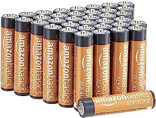 AmazonBasics 亚马逊倍思 高性能碱性电池 36 件装 AAA 36