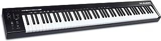 M-Audio Keystation 88 MK3 – 88 键半加重 MIDI 键盘控制器,完整命令虚拟合成器和 DAW 参数