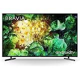Sony 索尼 BRAVIA KD55XH81电视 - 55 英寸 - LED - 4K 超高清 - 高动态范围(HDR…