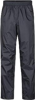 Marmot 男式 Precip Eco 短款硬壳防雨裤,防水长裤,防风,透气