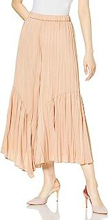GRACE CONTINENTAL 裤子 华夫格喇叭裤 女士 0321111155