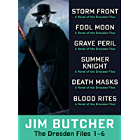 The Dresden Files Collection 1-6 (The Dresden Files Box-Set…