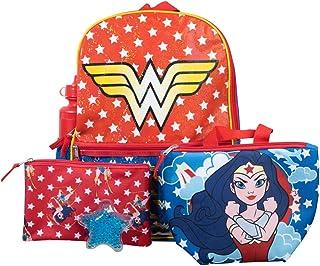 青年神奇女侠 5 件背包