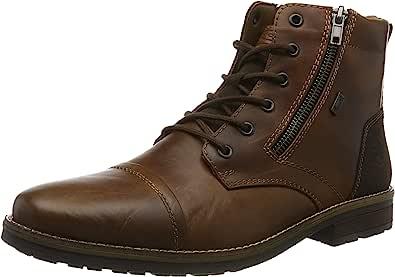 Rieker 男士 Herbst/冬季经典靴子