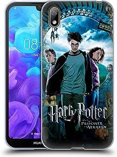 官方哈利波特阿兹卡邦监狱软胶手机壳适用于华为手机 2HTPCR-Y52019-HPOTPRI4-RHP  Huawei Y5 (2019) Ron, Harry & Hermione Poster