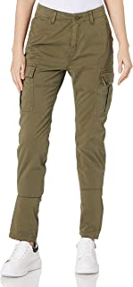 Superdry 极度干燥 女士修身工装裤