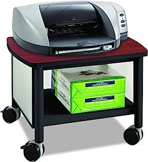 safco Under 桌面打印机支架–20–1/ 2X 16–1/ 2X 14–1/ 30.48cm–灰色