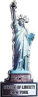 自由形象冰箱磁贴 | 纽约新奇磁铁 | 完美纪念礼品收藏 适合喜爱纽约和自由雕像
