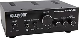 HOLLYWOOD the Starsound HiFi 音响放大器放大器放大器,HVA-500   2x100W,蓝牙