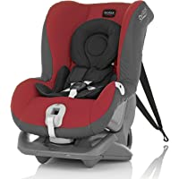 Britax 宝得适 百代适汽车儿童安全座椅First Class Plus头等舱白金版-辣椒红(适合0-18KG,约0…