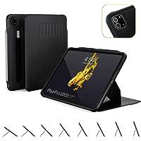 Alpha 保护套 - 2020 iPad Pro 11英寸*二代(新型号) - 非常保护但超薄 + 方便的磁性支架…
