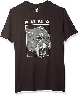 PUMA 男式图案 T 恤