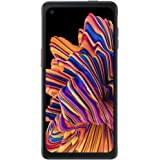 Samsung 三星 G715F Galaxy Xcover Pro 智能手机 64GB 解锁的智能手机不带品牌,镜黑色