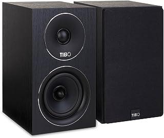 TIBO Harmony 2 Hi-Fi 被动式扬声器 - 白色和黑色