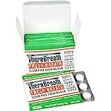 TheraBreath 清新口气口香糖,含锌,柑橘薄荷味,10计数(6包)