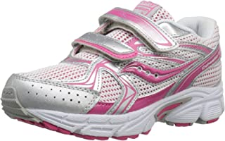 Saucony Girls Cohesion H&L Running Shoe (Little Kid/Big Kid)