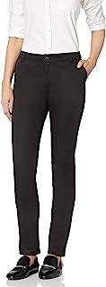 Classroom Uniforms 青少年弹力紧身长裤 黑色 15/16