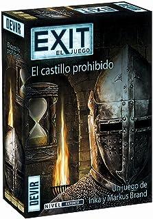 Devir Exit The Forbidden Castle (西班牙语版) 混装