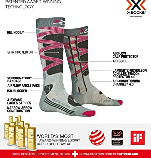 X-SOCKS Ski Control 4.0 短袜