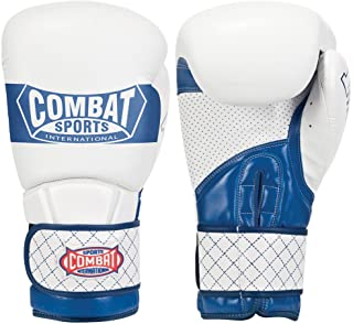 Combat Sports Imf Tech Boxing Sparring Gloves (White)