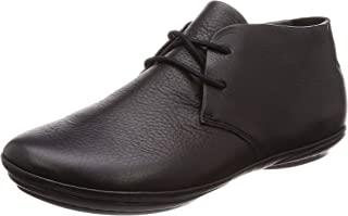 [坎佩尔] 靴子 高帮 朴素 平底 Right NINA K400221 女士 炭灰色 23.5 cm