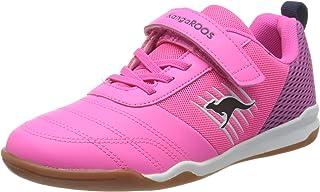 KangaROOS 中性款儿童 Super Court Ev 运动鞋