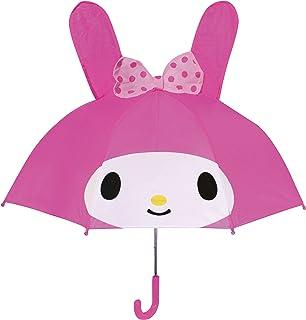 ジェイズプランニング 耳付き傘 キャラクター キティ マイメロ トーマス ピカチュウ