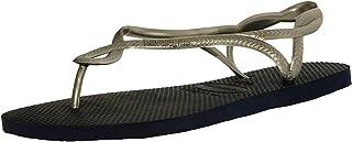 havaianas 女式 LUNA 踝带凉鞋