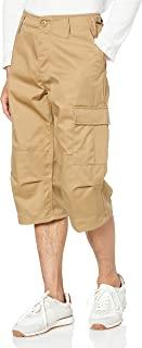 F-STYLE 美国军 BDU工装七分裤 七分裤 F-SD020323