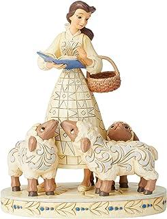 Enesco 迪士尼传统书香美人雕像