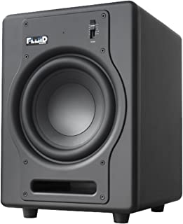 Fluid Audio F8S(件)活性工作室低音炮 新款