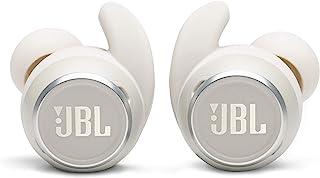 JBL Reflect Mini NC – 防水,无线入耳式运动耳机,白色降噪 – 电池续航时间长达 21 小时。