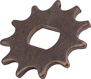 Demeras 链轮链轮替换专业链轮 11 齿链轮 适用于拉丝高功率电机的 0.5 x 0.7 英寸(约 1.3 x 1.8 厘米)