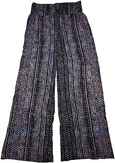 WONDER 女式 S 码摩洛哥裤,Ditsy 条纹粉色