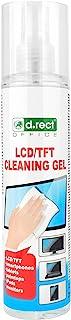 D.RECT 清洁凝胶,用于智能手机、平板电脑、iPad、笔记本电脑、PDA、显示器250 毫升