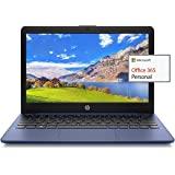 2021 HP 11.6 英寸高清笔记本电脑,适用于学生和家庭使用,Intel Celeron 英特尔赛扬 N4000…
