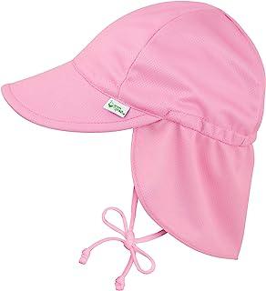 i Play UV 透气游泳和太阳翻盖帽
