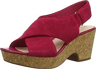 Clarks Women's Maritsa Lara Ankle Strap Sandals