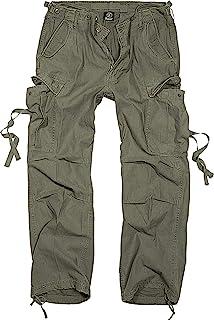 Brandit M65 復古男士工裝褲