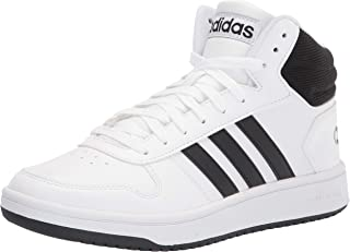 adidas 阿迪达斯 男式 Hoops 2.0 中帮篮球鞋