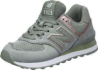 New Balance 女式 574 V2 Evergreen 运动鞋