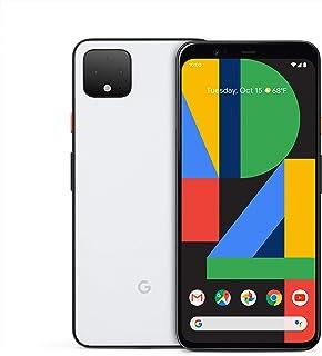 Google 手机 Pixel 4 XL - 64GB - 已解锁-清晰白色