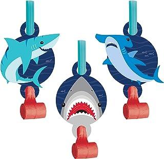 Shark Party 鼓风机,8 支装