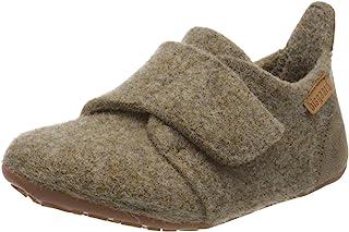 Bisgaard 中性儿童羊毛低帮家居鞋