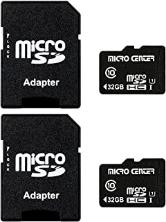 32GB microSD 存储卡 - C10