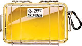 防水手机壳 | PELICAN 1050Micro CASE–适用于 iphone 、手机 gopro 摄像机以及更多黄色/透明)